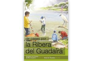 """Folleto y mapa de usos """"De paseo por la Ribera del Guadaíra. Alcalá de Guadaíra (Sevilla)_2"""