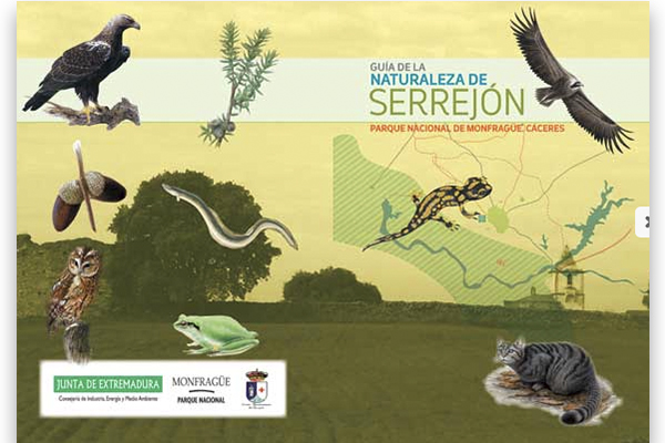 Guía de la Naturaleza de Serrejón (Parque Nacional de Monfragüe)_2