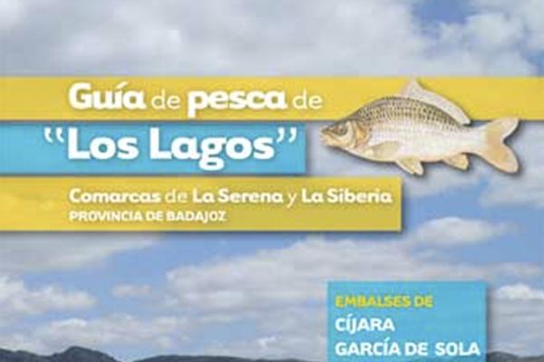 Guía de pesca de Los Lagos (Comarca de La Serena y La Siberia, Badajoz). Embalses de Cíjara, García de Sola, Orellana, Zújar y La Serena