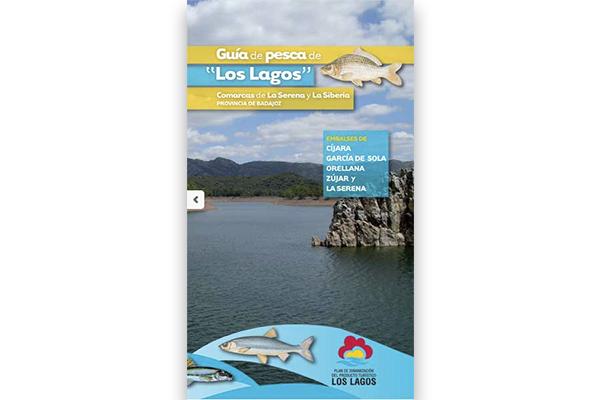 Guía de pesca de Los Lagos (Comarca de La Serena y La Siberia, Badajoz). Embalses de Cíjara, García de Sola, Orellana, Zújar y La Serena_2