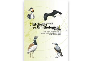 Watchable birds and Ornithological Routes. Birds Special Protection Area 56_2
