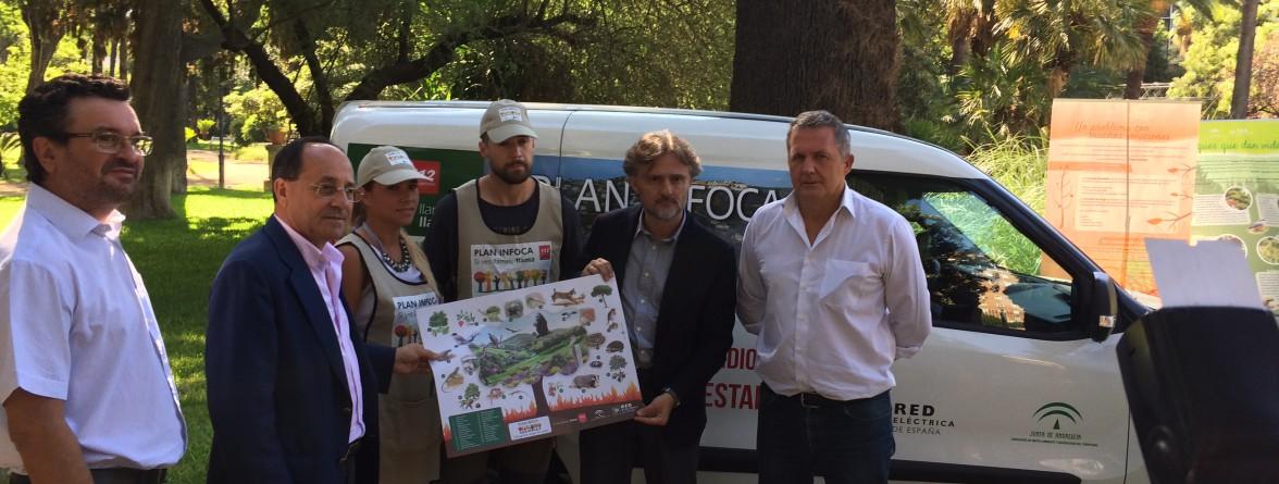 Algakon Presentación Campaña Incendios