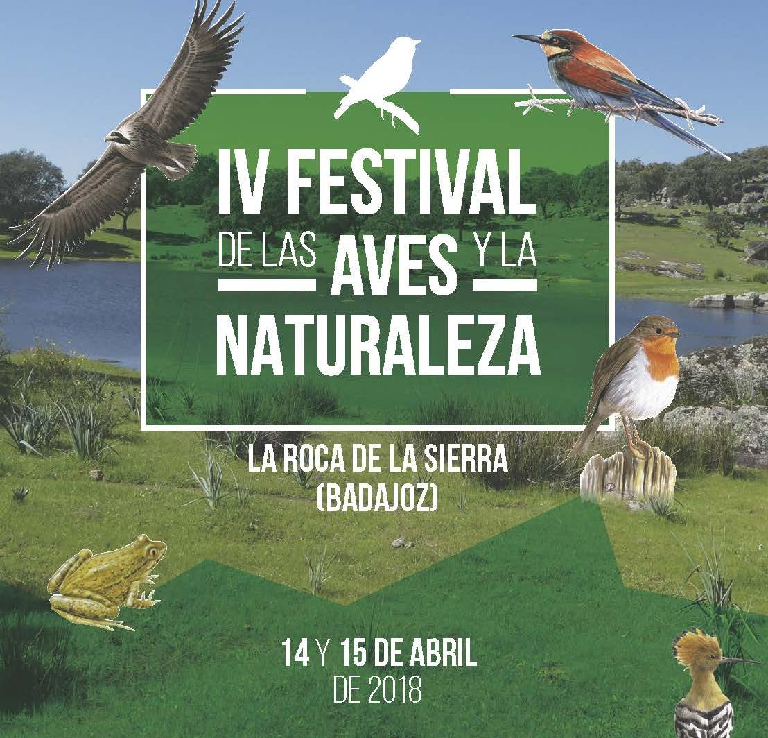 cartel festival Aves Algakon 2018