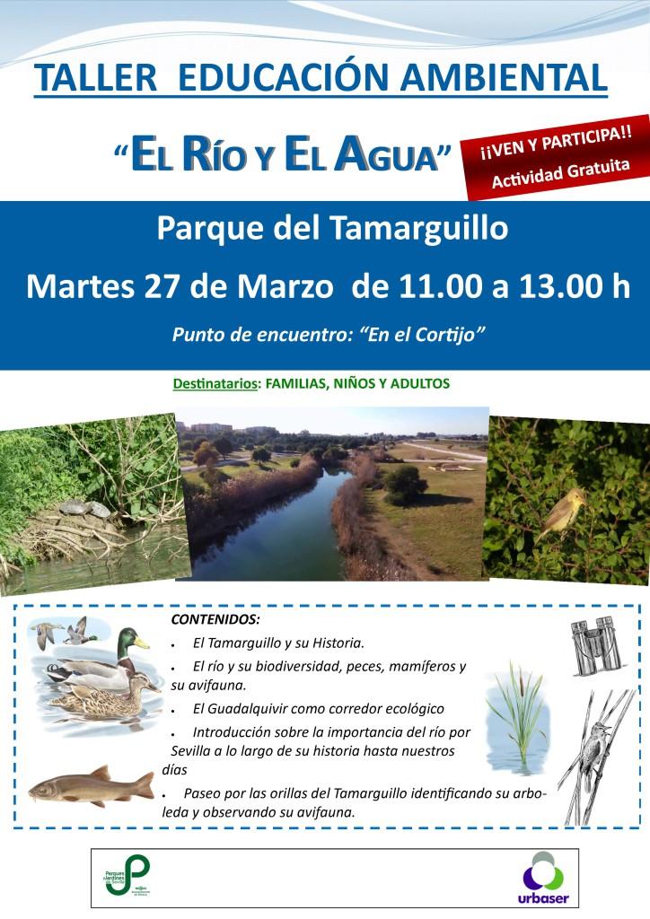 Algakon taller Tamarguillo Marzo18