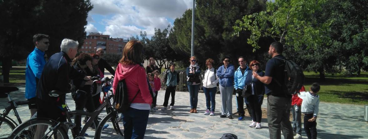 Algakon taller fauna parque Tamarguillo