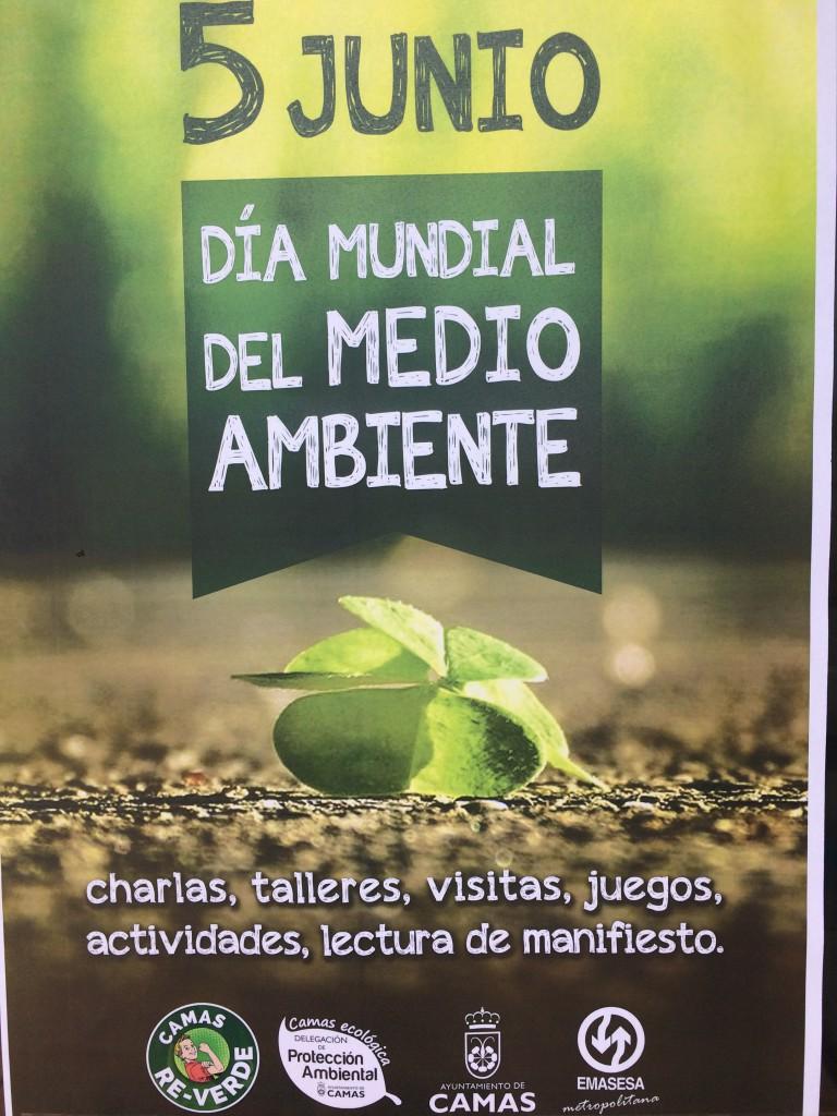 Dia mundial de medio ambiente ARBORETO