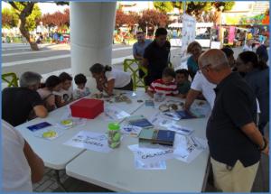 talleres campaña pesca artesanal costas Andalucia Algakon