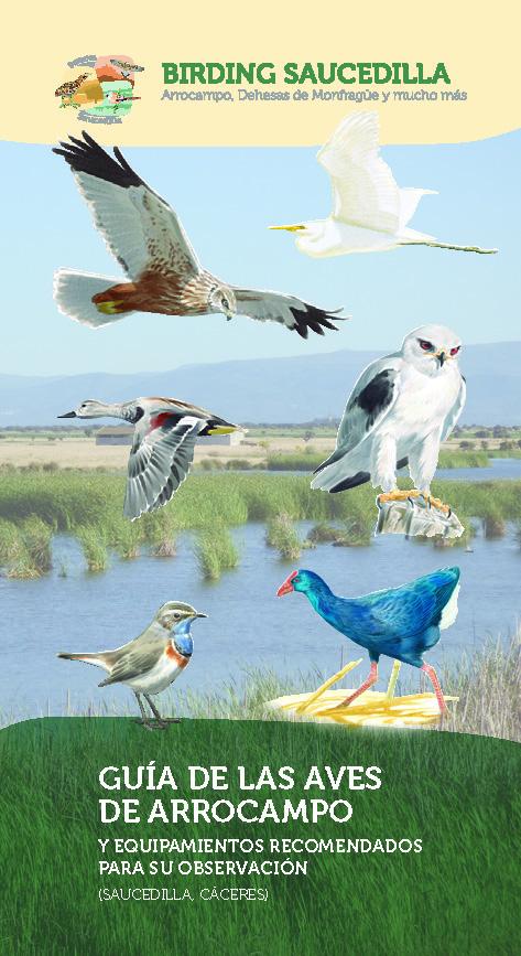Guia de las Aves de Arrocampo Algakon