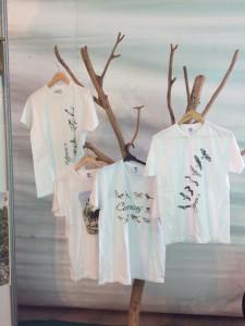 camisetas algakon aves